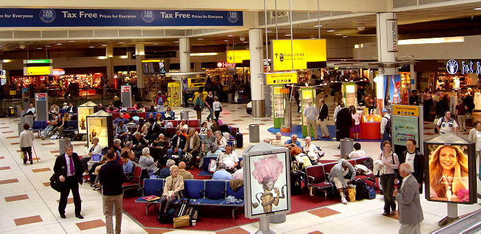 Gatwick airport United Kingdom